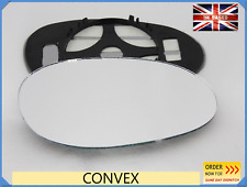 Wing Mirror Glass For Smart Fortwo 1998-2007 Convex Right Side +back plate /S001