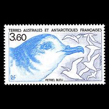 """TAAF 1989 - Flora and Fauna """"Halobaena caerulea"""" Birds - Sc 143 MNH"""