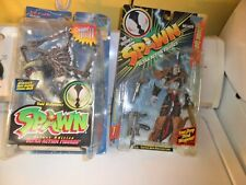 NEW Lot Of 2 McFarlane Toys Spawn Action Figures