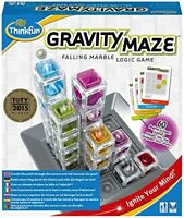 Thinkfun GRAVITY MAZE Factory Sealed Falling Marble Logic Board Game