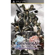 Used PSP Dissidia: Final Fantasy - Universal Tuning Japan Import