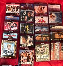 HD-DVD Movie Lot of 20 Films #2 (Italian Job, Blazing Saddles, CaddyShack+ more)