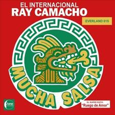 La Banda Internacional De Ray Camacho - Mucha Salsa CD