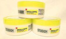 8 x 75ml L'OREAL PARIS Studio Line Clean Modelling Hair Paste Wax Free Delivery
