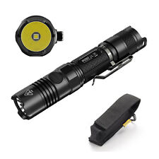 Nitecore P12GT 1000 Lumens CREE XP-L HI V3 Tactical LED Flashlight w/ Holster