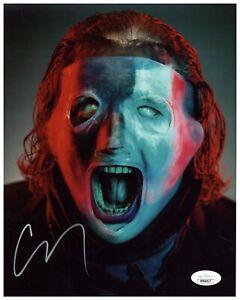 Corey Taylor Autograph Signed 8x10 Photo - Slipknot Vocalist (JSA COA)