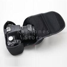 Soft Pouch Camera Case Bag Cover For Canon EOS 100D 1300D 1200D 18-55mm Lens