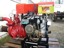 Feuerwehr Motorkraftspritze Ziegler mit Rotaxmotor TS 8/8 GFT m. Elektrostarter