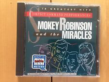 Smokey Robinson And The Miracles Greatest Hits