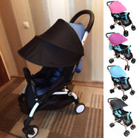 Sun Visor Carriage Shade Canopy Cover For Baby Stroller Pram Buggy Cap Hood Tool