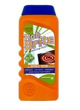 HOB BRITE Ceramic Glass Halogen Induction Hob Cleaner Cream Powerful 300ml