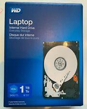"""WD Blue Laptop SSHD 1TB Internal 5400RPM 2.5"""" (WD10JPVX) SSHD"""