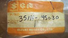 Suzuki OEM NOS headlight ring rim 35111-45030 GS550 GS650 GS750 GS850  #5451