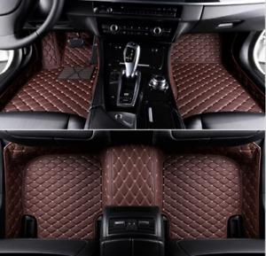 2003-2022 For Mercedes-Benz ALL Models Luxury Custom Waterproof floor mats