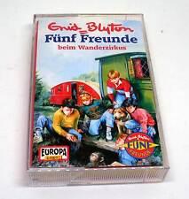 Fünf Freunde ( 5 ) Hörspielkassette - Europa - Folge 1 - Beim Wanderzirkus