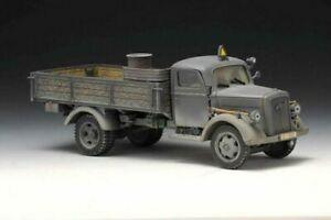 Thomas Gunn SS044 WWII German Panzer Gray 3 Ton Cargo Truck New