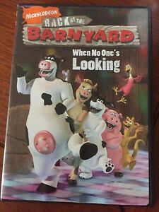 Back At The Barnyard - When No One's Looking R1 DVD