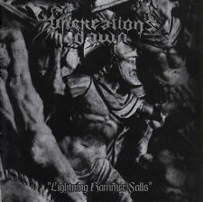 Uncreation's Dawn-Lightning Hammer Falls CD