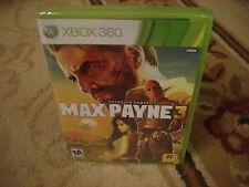 Max Payne 3  (Xbox 360, 2012)