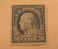 SCOTT #515 20C 1917  PERF 11  ISSUE MINT