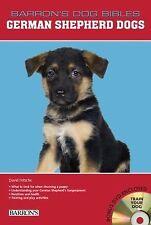German Shepherd Dogs (Barron's Dog Bibles) by Fritsche, David