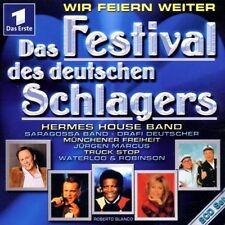 Festival des deutschen Schlagers-Wir feiern weiter Roberto Blanco, Herm.. [2 CD]