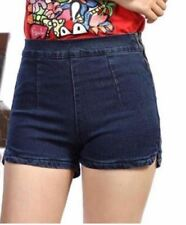 DENIM HIGH WAIST SHORT Small, Medium & Large