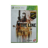 Spec Ops The Line XBOX 360 2012 Asia English Factory Sealed