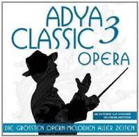 ADYA - CLASSIC 3 OPERA  CD NEU