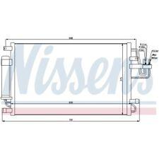 1 Condenseur, climatisation NISSENS 94801 convient à HYUNDAI KIA