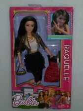 Barbie Life in the Dreamhouse Raquelle ~ Rooted Lashes ~ Articulated Body ~ NIB