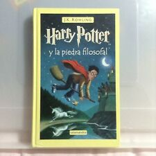 Harry Potter Y La Piedra Filosofal Spanish Translation Philosophers Stone Book