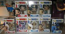 Disney's Aladdin Movie & Cartoon Funko Pop Lot of 8 - Jasmine Genie Abu Jafar