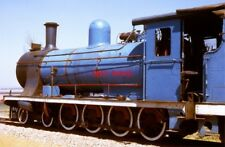 PHOTO  SOUTH AFRICAN RAILWAYS -  EX SAR CLASS 7A AT CHRYSLER WORKS 9/72 R4641 TH