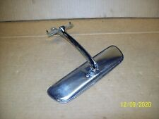 1959 59 1960 60 Chevy Impala factory original inside rear view mirror used fair