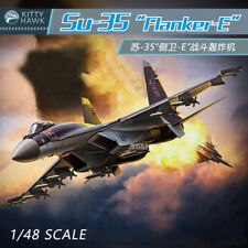 Kitty Hawk 1/48 KH80142 Su-35 Flanker E New