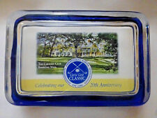 The Country Club Brookline Mass.Paperweight 20th Anniv 2006 Girls Golf Classic