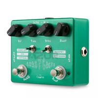 Caline CP-20 Crazy Cacti Overdrive/Boost Guitar Effect Pedal Guitar Accessories