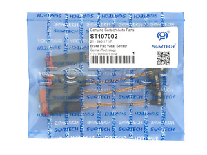 4PCS Brake Pad Wear Sensor for Mercedes 2115401717 2205400617 2205400717 W204