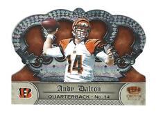 2012 Crown Royale #11 Andy Dalton Bengals