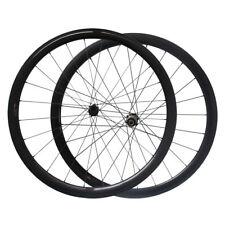 Center Lock Cyclocross Wheelset Straight Pull Clincher Tubular Disc Brake Wheels
