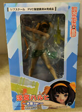 The Melancholy of Haruhi Suzumiya Swimsuit ver. 1/7 Scale PVC Statue