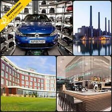 4 Tage 2P 4★ Courtyard by Marriott Wolfsburg Hotel Tickets AUTOSTADT Gutschein