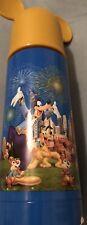 Disney Shanghai Grand Opening Commemorative Water Bottle Mickey Ears Stainless
