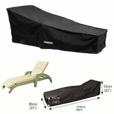 Bosmere Lounger PVC Garden & Patio Furniture Covers