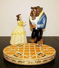 Disney Parks Beauty and The Beast Belle Beast Medium Figure Monty Moldovan New