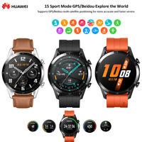 HUAWEI WATCH GT 2 Sports Smartwatch Bluetooth 5.0 Heart Rate Monitor GPS Weather