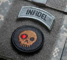 Kandahar Whacker Afsoc Tacp Jtac Kampf Control Ssi : Ungläubiger + Terminator
