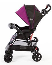 Girl's Lightweight Single Baby Stroller Folding Umbrella Infant Toddler Travel