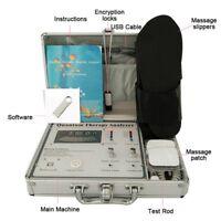 Spanish Quantum Health Analyzer Magnetic Resonance Massage Therapy analyzer
